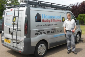 plumber in welwyn garden city