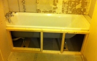 new bath installed in hertford