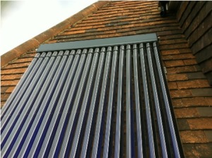 Solar Panel Heating in Hertford
