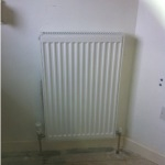 New space saving radiator installed in Tewin