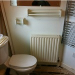 Removal of old cluttered bathroom in Tewin