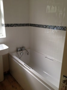 Datchworth Bathroom and boiler install