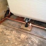 Datchworth Bathroom and boiler install 4