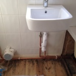 Datchworth Bathroom and boiler install 5