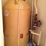 Wewlyn GC hot water cylinder