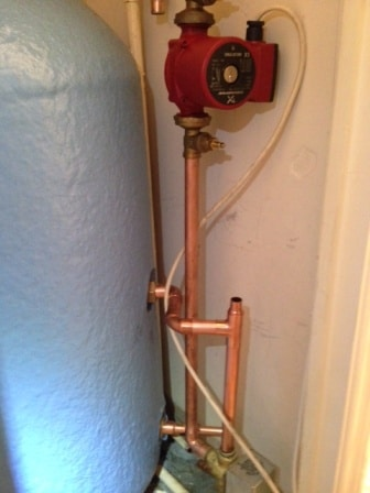 Wewlyn GC hot water cylinder 3