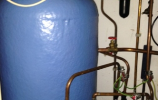 Wheathampsted new hot water cylinder