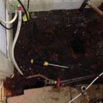 Wheathampsted hot water cylinder replacement floor