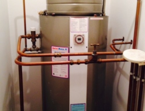 Powerflush Descale Hot Water Tank Welwyn